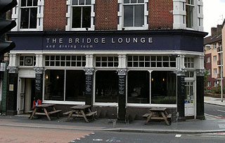 The Bridge Lounge – SE1